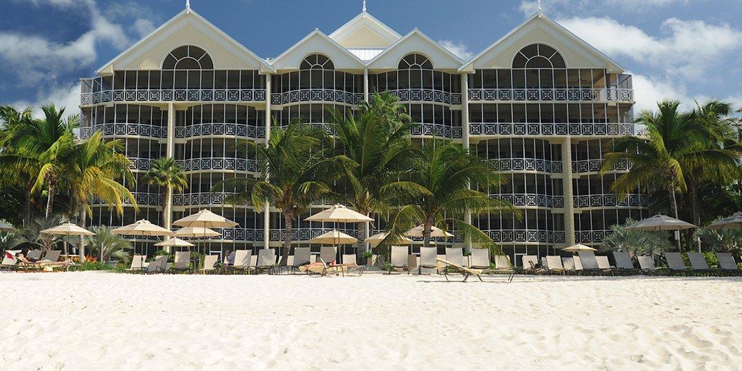 beach facade